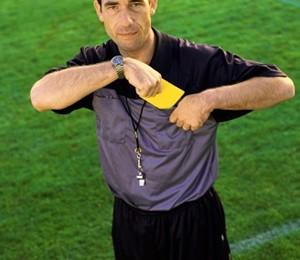 Futebol: Quem apita a volta das semifinais?