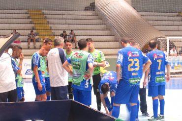Futsal: Umuarama estreia na Liga Paraná