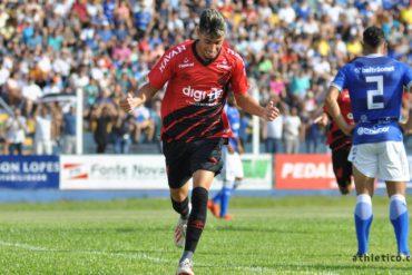 Paranaense2020: Pedrinho marca e Athletico vence