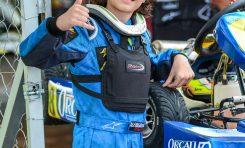 Kart: Ibiapina estreia na Junior Menor em Birigui