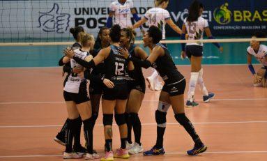 Superliga: Curitiba começa returno com derrota