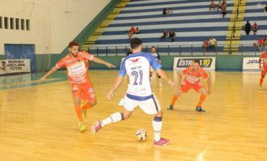 Futsal: Marechal vence amistoso com Chopinzinho