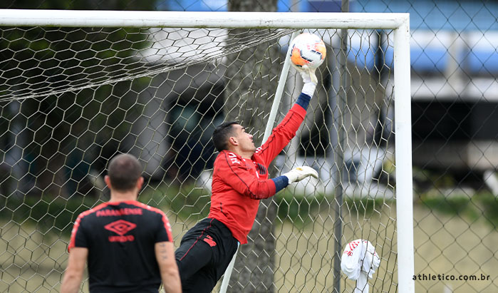 Athletico: iniciada a semana Supercopa