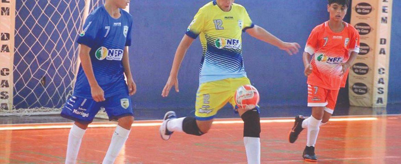 Futsal: Desafio de Seleções começa em Foz