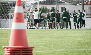 Paranaense2020: Coxa treina para pegar o Cascavel CR