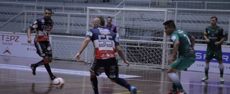 Futsal: Cascavel estreia bem na Copa Três Coroas