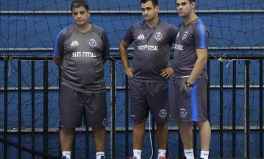 Futsal: Pato intensifica preparação