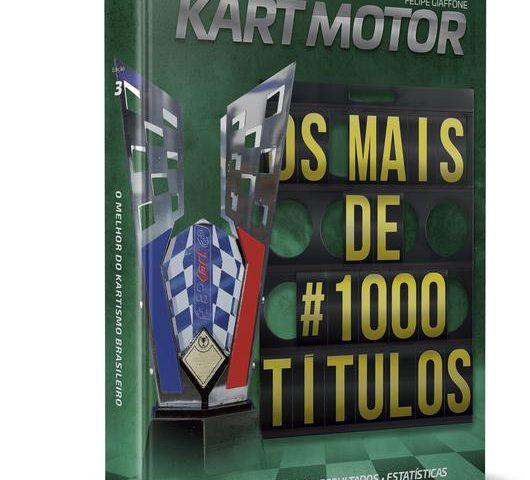 Kart: anuário conta 23 anos de história dos motores