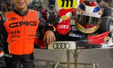 Kart: Toniolo estreia em provas internacionais