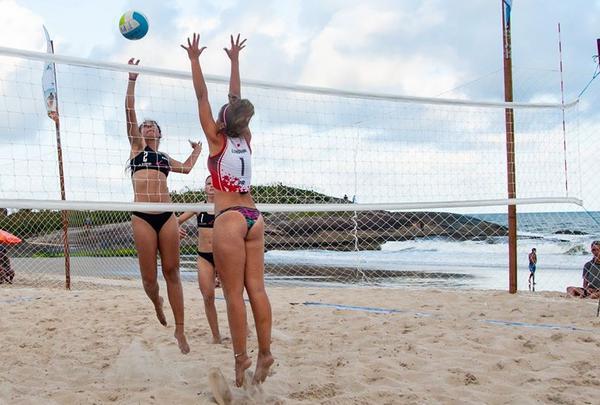 Vôlei de Praia: Maringá recebe segunda etapa