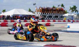 Kart: Toniolo estreia com o vice nos Estados Unidos