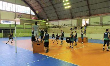 Vôlei: convocada seleção sub-19 do Paraná