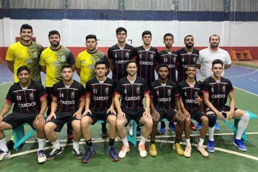 Futsal: Candói terá time na Bronze pela primeira vez