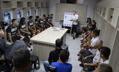 Futsal: Marechal apresenta time substituto da Copagril