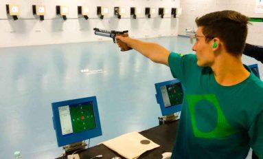 Tiro: Paranaense é campeão mundial
