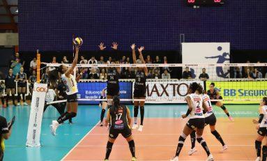 Superliga: Curitiba segue sem vencer no returno