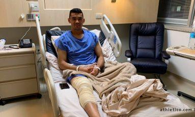 Futebol: Santos inicia recuperação de cirurgia