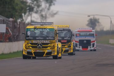 CopaTruck: calendário começa pelo Paraná