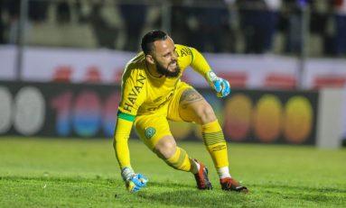 Athletico: Jandrey é o nome da vez para o gol