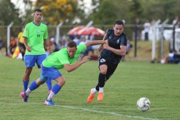 Futebol: Operário goleia o Prudentópolis
