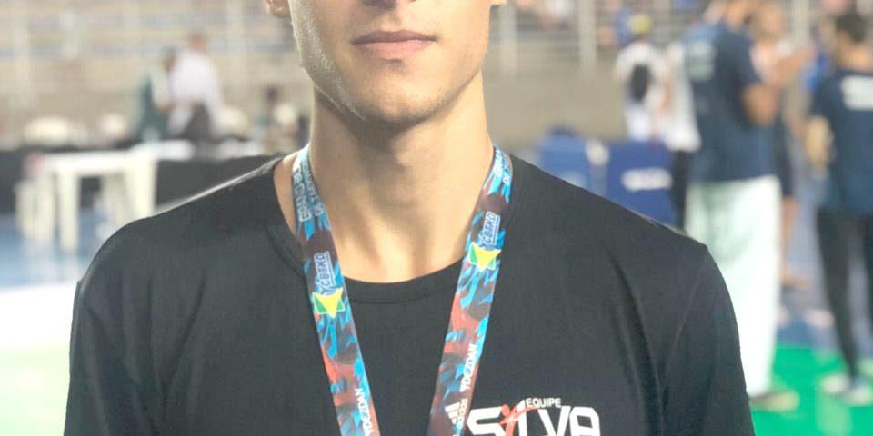 TKD: paranaense na seleção brasileira