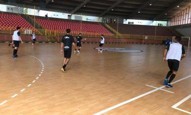 Futsal: Campo Mourão fecha quinzena de treinos