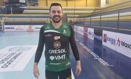Futsal: Marreco contrata goleiro