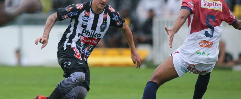 Paranaense2020: Coutinho garante vitória do Operário