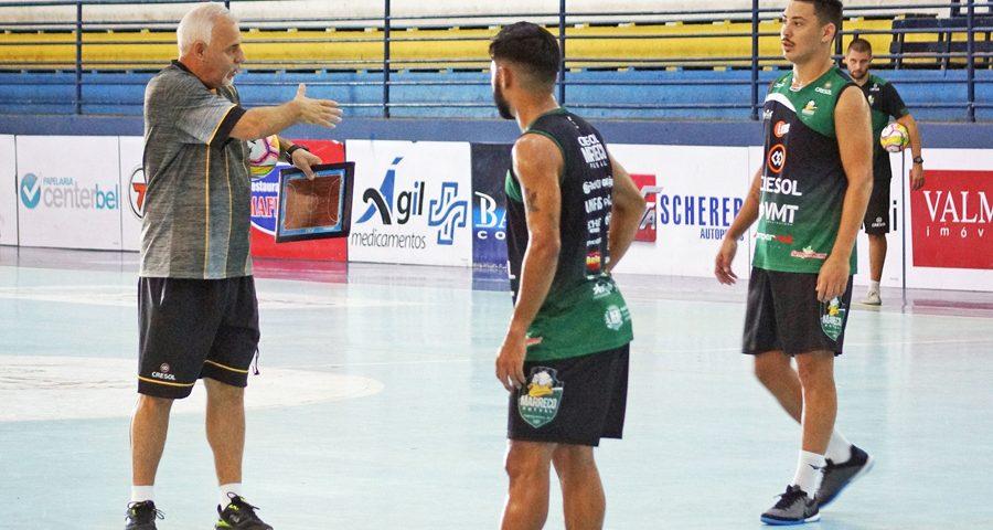 Futsal: Marreco tem estreia na Ouro alterada