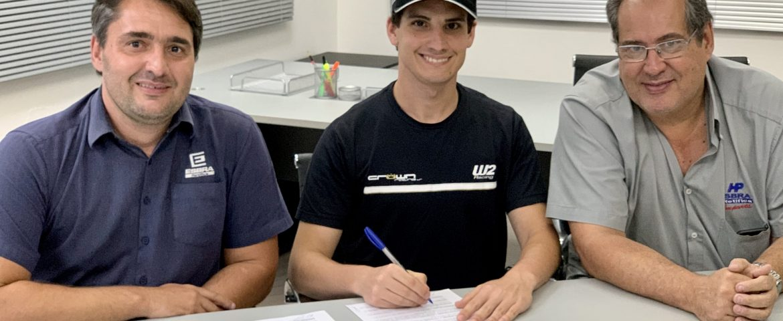 StockLight: Lusquinos acerta com a Crown Racing
