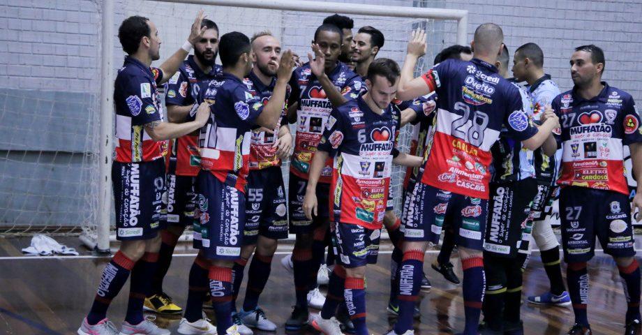 Futsal: Cascavel confirmar mais um torneio amistoso