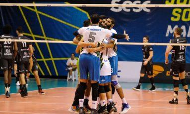 Superliga: Maringá perde e Ricardinho é homenageado