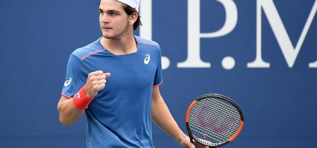 Tênis: Wild consegue vitória após quase 4h de jogo
