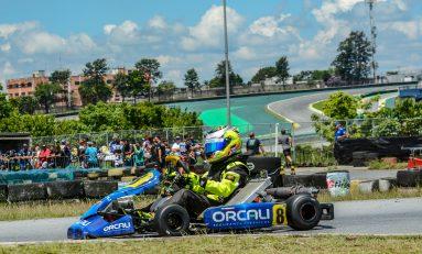 Kart: Ibiapina encara etapa da Copa SP Light