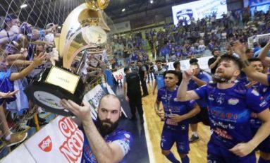 Futsal: Foz não cobra ingresso na estreia do Estadual