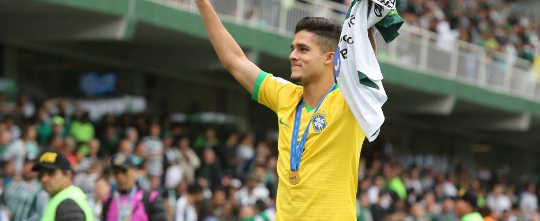 Futebol: Yan Couto tem venda confirmada