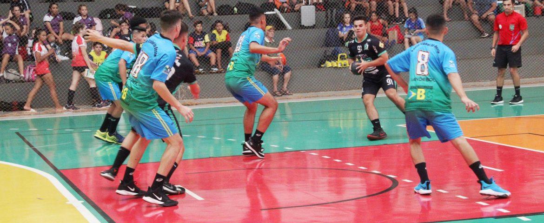 Handebol: 36 equipes avançam na Paraná Cup