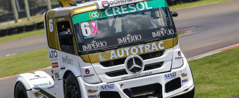 CopaTruck: Cirino celebra 20 temporadas com Mercedes