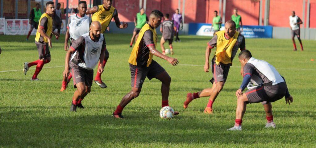 Paranaense2020: Rio Branco encara o Cianorte