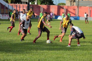 Saúde: Estado libera treino presencial para equipes