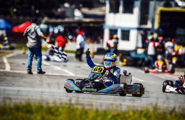 Kart: Clerot busca vitória na Copa SP Light