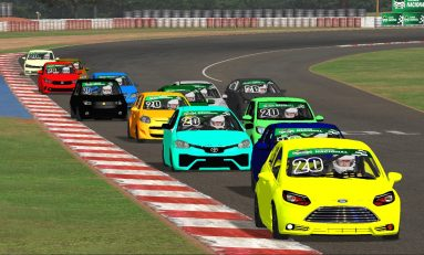 Motor: Turismo Nacional lança competição virtual