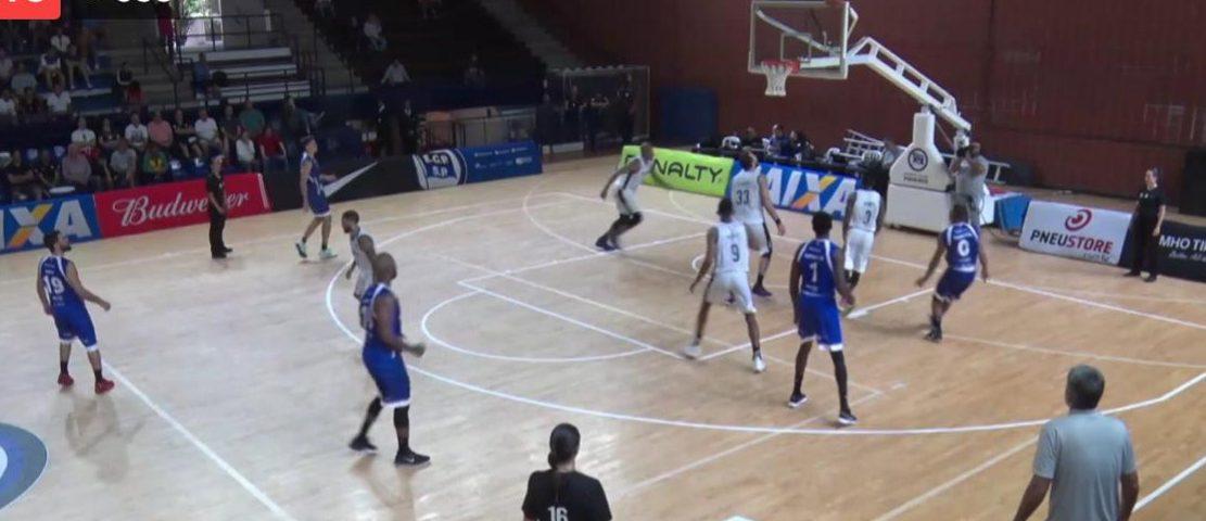 basquete: Pato perde para o Pinheiros na LNB
