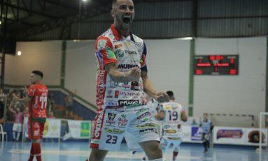 Futsal: Cascavel estreia com vitória no Estadual