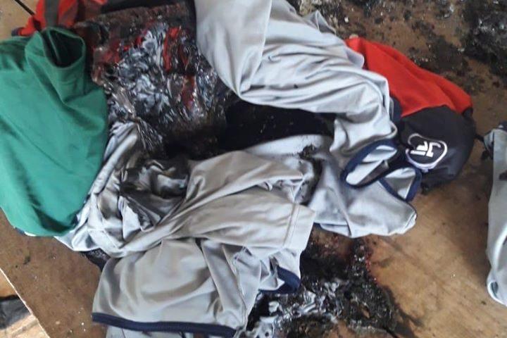 Futebol: Batel tem sede invadida e camisas queimadas