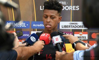 Libertadores: Bambu garante pontos para o Athletico