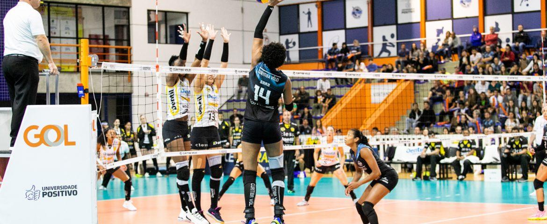 Vôlei: Curitiba treina forte para os playoffs