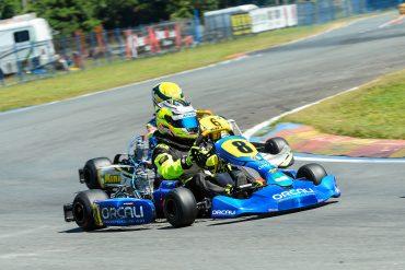 Kart: chassi quebrado acaba com corrida de Ibiapina