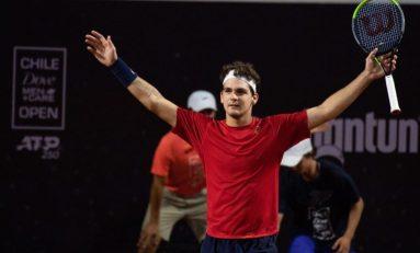 Tênis: paranaense é campeão do ATP no Chile
