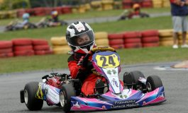 Kart: preparação física é foco de Giovana Marinoski